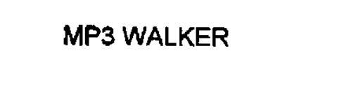 MP3 WALKER