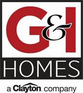G&I HOMES A CLAYTON COMPANY