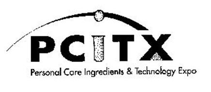 PCITX PERSONAL CARE INGREDIENTS & TECHNOLOGY EXPO