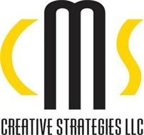 CMS CREATIVE STRATEGIES LLC