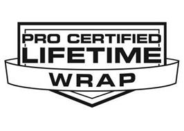 Cna National Warranty >> PRO CERTIFIED LIFETIME WRAP Trademark of CNA NATIONAL WARRANTY CORPORATION Serial Number ...