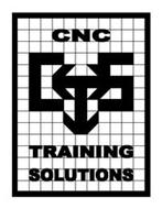 CNC CTS TRAINING SOUTIONS