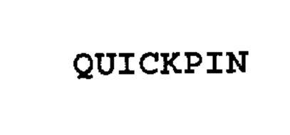 QUICKPIN