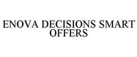 ENOVA DECISIONS SMART OFFERS