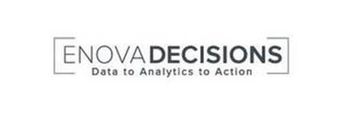 ENOVADECISIONS DATA TO ANALYTICS TO ACTION