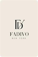 FD FADIVO NEW YORK