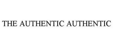 THE AUTHENTIC AUTHENTIC