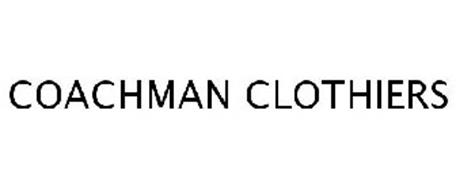 COACHMAN CLOTHIERS