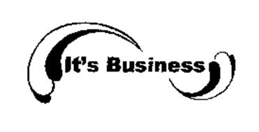 IT'S BUSINESS