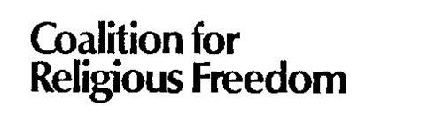 COALITION FOR RELIGIOUS FREEDOM