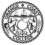ORANGE COAST COLLEGE 1947