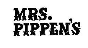 MRS. PIPPEN'S