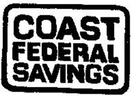 COAST FEDERAL SAVINGS