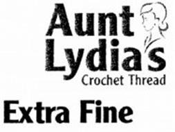 AUNT LYDIA'S CROCHET THREAD EXTRA FINE