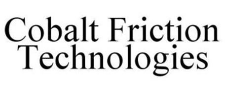 COBALT FRICTION TECHNOLOGIES