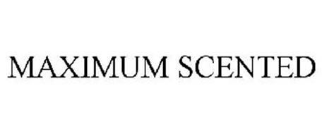 MAXIMUM SCENTED