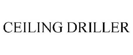 CEILING DRILLER
