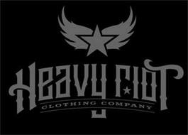 HEAVY RIOT CLOTHING COMPANY