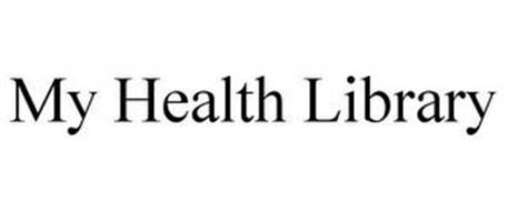 MY HEALTH LIBRARY