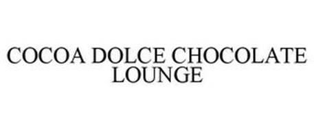 COCOA DOLCE CHOCOLATE LOUNGE