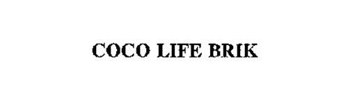 COCO LIFE BRIK