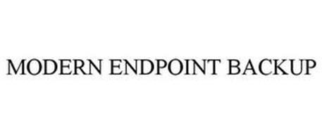 MODERN ENDPOINT BACKUP