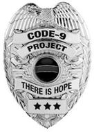CODE-9 PROJECT THERE IS HOPE