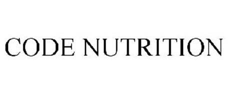 CODE NUTRITION