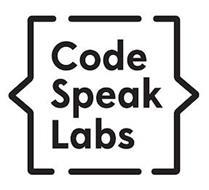 CODE SPEAK LABS