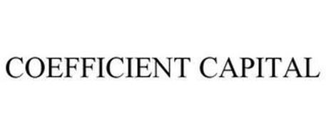 COEFFICIENT CAPITAL