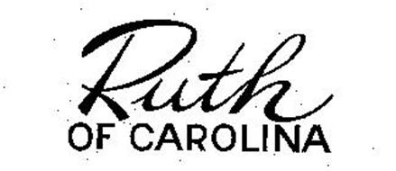 RUTH OF CAROLINA