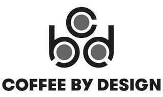 CBD COFFEE BY DESIGN