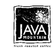 JAVA MOUNTAIN FRESH ROASTED COFFEE