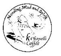 MENDING MIND AND SPIRIT KOKOPELLI COFFEE