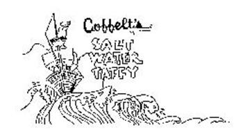 COFFELT'S SALT WATER TAFFY