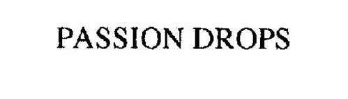 PASSION DROPS