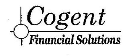 COGENT FINANCIAL SOLUTIONS