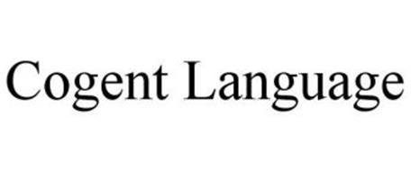 COGENT LANGUAGE