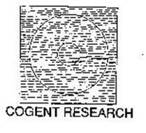 C COGENT RESEARCH