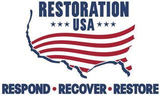 RESTORATION USA RESPOND·RECOVER·RESTORE