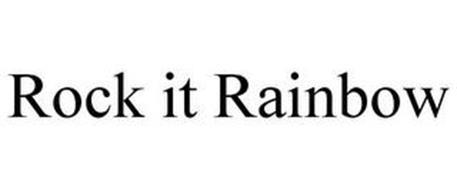 ROCK IT RAINBOW