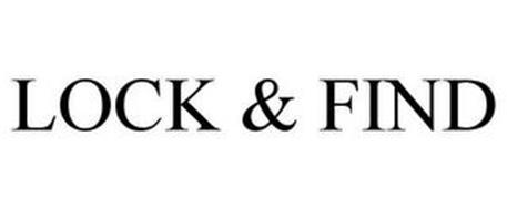 LOCK & FIND