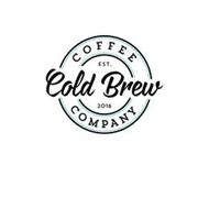 COLD BREW COFFEE COMPANY EST. 2016