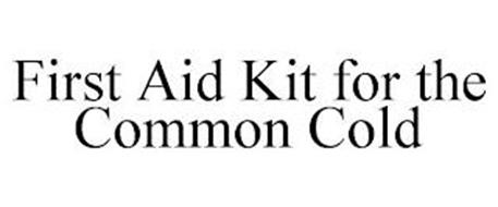 FIRST AID KIT FOR THE COMMON COLD