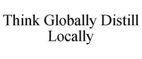 THINK GLOBALLY DISTILL LOCALLY