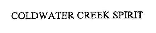 COLDWATER CREEK SPIRIT