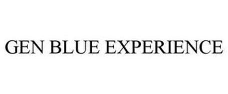 GEN BLUE EXPERIENCE