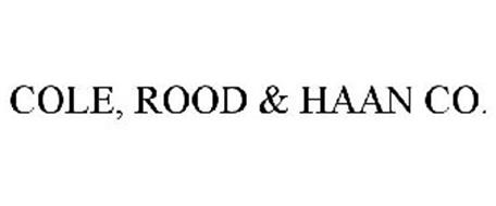 COLE, ROOD & HAAN CO.