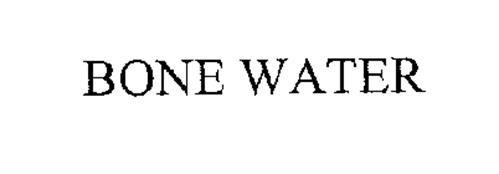 BONE WATER
