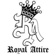 R A ROYAL ATTIRE